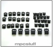 Akai MPC 2000XL Black Button Kit -- MPCstuff