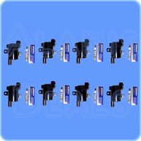 (8) ACDelco 41-962 Spark plugs + (8) Premium High Performance Ignition Coils