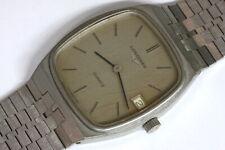 Longines 7 jewels L746.2 Swiss mens quartz watch - Serial nr. 18818388