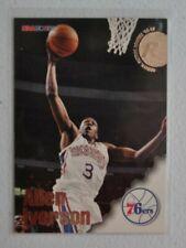 1996-97 Hoops Allen Iverson rookie