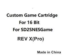 Bricolage 1200 en 1 cartouche de jeu pour console de jeu 16 bits