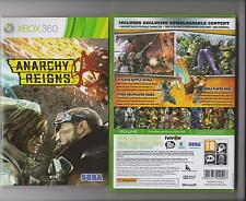 Anarchy REIGNS XBOX 360/X BOX 360