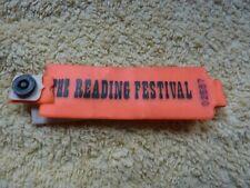 Original Reading Festival wristband 1992 Nirvana Kurt Cobain ticket ex con