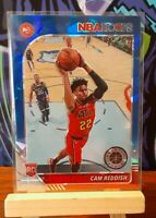 Cam Reddish RC Lot of 6 * 2019/20 NBA Hoops Blue Cracked Ice Prizm * Atl Hawks
