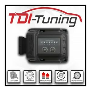Commercial Diesel Tuning Box Chip For Hino 717 163 BHP / 165 PS / 121 KW / 46