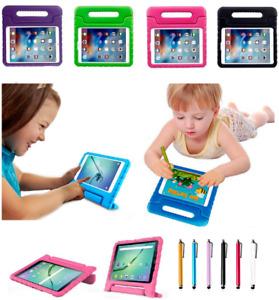 Kids Shockproof iPad Case Cover EVA Foam Stand For Apple iPad 10.2 AIR 4 MINI
