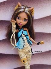 Monster High Cleo de Nile's 1ST WAVE Outfit and Accessories