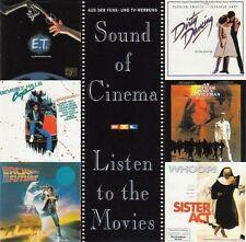 Sound of Cinema (1993) Medley & Warnes, Annie Lennox, Prince&Revolution, .. [CD]