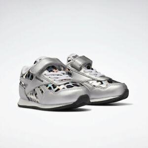 Reebok Girls Shoes Lifestyle Trainers Fashion Running Kids Royal Classic Jogger