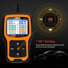 Pro Car OBDII Scanner Code Reader Automotive Analyzer Diagnostic Tool AD410