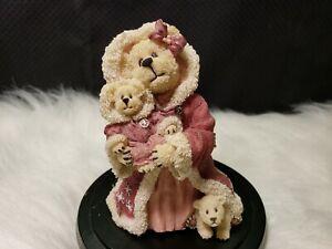 Genevieve Frostberry Maddie Polaris Last Snowflake Of Winter 2002 Boyd's Bears