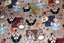 NEW ~ Thanksgiving Print Scrub Top ~ 5X ~ Turkey Day