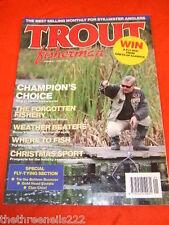 TROUT FISHERMAN - TIE THE BOTTOM BOUNCER - JAN 1993