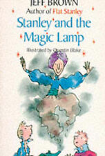 Stanley and the Magic Lamp, Jeff Brown
