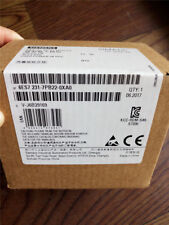 1PCS New Siemens PLC 6ES7 231-7PB22-0XA0 6ES7231-7PB22-0XA0