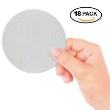 18Pcs Anti Glisse Bain adhésif stickers douche Disques Grip Tape Tapis Rouleau de sécurité