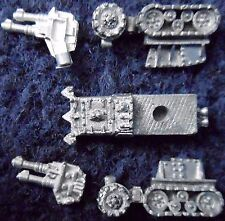 1997 Epic Ork Flakwagon 1 Games Workshop Warhammer 6mm 40K Orc Battlewagon Army