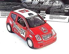 CITROEN C2 SPORT, RED NEWRAY 1/32 DIECAST CAR COLLECTOR'S MODEL,RARE, NEW