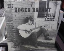 ROGER BRYANT PHONOGRAPH RECORD ~ RARE WEST VIRGINIA BLUEGRASS LP