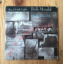 BOB MOULD See A LIttle Light All Those People Know 4-track CD Husker Du Sugar