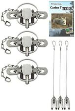 (3 Pack) Duke #1-3/4 Coilspring 4x4 Value Package with Dvd and Cable Stakes