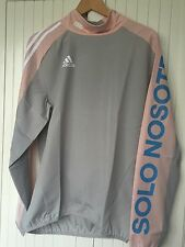 Kith adidas Soccer Piste Long Sleeve Pink Flamingos Small Yeezy Supreme Palace