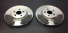 Fits TOYOTA AVENSIS 2.0 D-4D CDT250 2003-2008 OE QUALITY FRONT DISCS AND PADS SE
