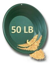 50 LB Gold Paydirt Colorado - Unsearched Gold Paydirt - Guaranteed Gold!