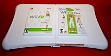 Nintendo Wii Fit Plus Wii Fit & Balance Board