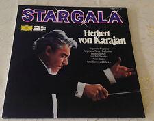 "HERBERT VON KARAJAN (2LP) ""STARGALA [BEETHOVEN/LISZT/BRAHMS/WAGNER/SMETANA..] M-"