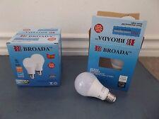 (6) LED Light Bulbs 75 Watt Equivalent (13W) E26 LED Bulbs Warm White Dimmable