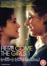 Here Come The Girls - Vol. 1 (9 Shorts) NEW PAL Arthouse DVD Angela Cheng