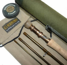 Loomis Stream Dance 9' graphite travel fly rod #6 with bag & tube