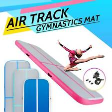 3/4/5/6m 10/20cm Inflatable Air Mat Track Gymnastics Tumble Mats with Air Pump