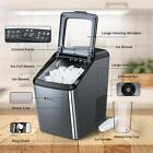 Dreamircle Countertop Ice Maker, 33 lbs. Bullet Ice Cubes in 24 Hours photo