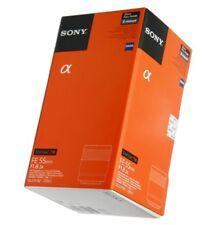 New Sony Carl Zeiss T* ZEISS FE 55mm F1.8 ZA SEL55F18Z Carl Zeiss Lens