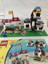Lego 3816 SPONGEBOB SQUAREPANTS GLOVE WORLD Complete With  Instructions