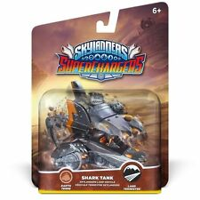 Skylanders SuperChargers >> SHARK TANK <<  Earth Vehicle/Fahrzeug - NEU & OVP