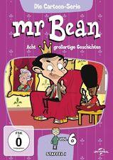 MR.BEAN: DIE CARTOON-SERIE - STAFFEL 1, VOLUME 6   DVD NEU