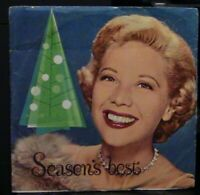 Dinah Shore Christmas Record (Seasons Greetings Sponsored by Chevrolet)
