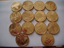 Poland 2 ZL Complete Set 14 Coins 2013 NG (Billig)