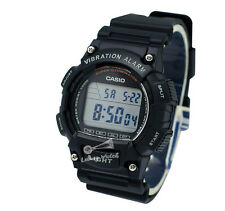 -Casio W736H-1A Digital Watch Brand New & 100% Authentic