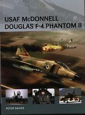 USAF McDonnell Douglas F-4 Phantom II (Osprey) - New Copy