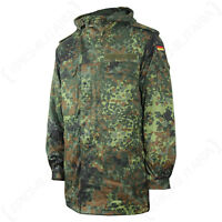Repro Flecktarn Camo GERMAN ARMY Field JACKET Coat Removable Liner - All Sizes