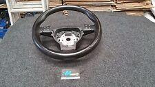 Seat Ibiza 6L MK4 BLACK LEATHER 3 Spoke Multifunction Steering Wheel 6L0419091AD