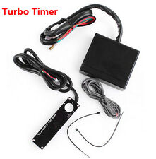 KS Turbo Timer Display Unit Control Set Digita Blue LED for Universal Auto Car