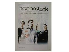 Hoobastank Poster The Reason Promo
