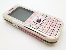 VGC Original Nokia 7360 (Vodafone/Talkmobile) Powder Pink Mobile Phone