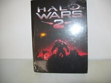 Halo Wars 2 Collectors Edition Hardcover Strategy Guide With eGuide New