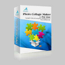 Amoyshare Photo Collage Maker Mac DT. Full Version ESD Download!